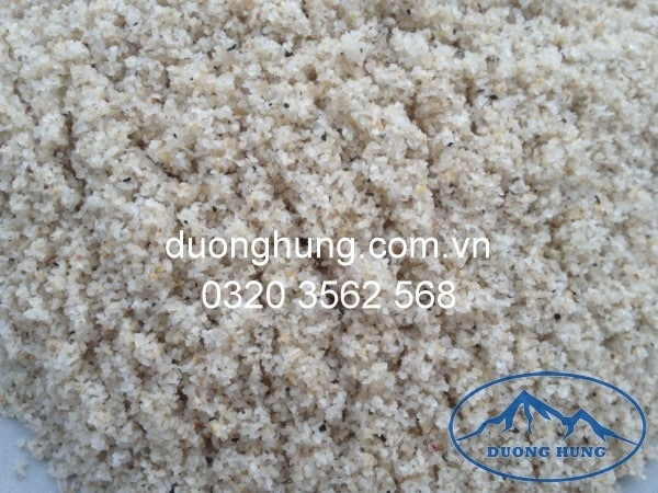 Cát thạch anh 0.5 - 1.0 duonghung.com.vn