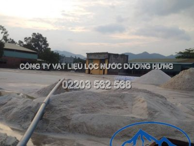 Công ty vật liệu lọc nước Dương Hưng