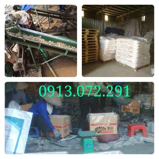 Xưởng sản xuất Công ty Dương Hưng